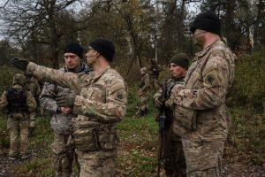 Ukraina pradeda bendras karines pratybas su NATO pajėgomis
