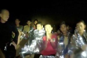 Vaikų gelbėjimo istorija Tailando urve bus atpasakota Holivudo filme