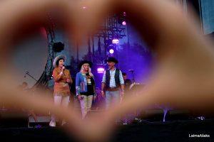 Jubiliejinis festivalis: Visaginas vėl laukia kantri muzikos gerbėjų ir atlikėjų