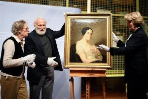 Vokietijoje žydų šeimai sugrąžintas nacių konfiskuotas paveikslas