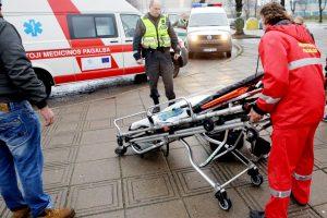 Per parą Lietuvoje keliuose sužeisti 26 žmonės