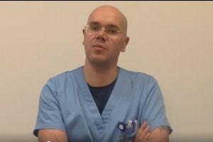Kauno klinikų medikas Irake gelbsti karo aukas