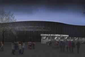 Kitų metų valstybės biudžete – pinigai naujajam Kauno stadionui