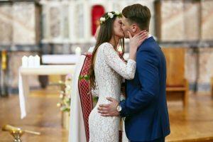 """Ištekėjusi """"Mis Lietuva"""" G. Maruškevičiūtė netveria džiaugsmu"""