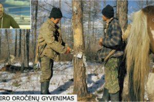 Lietuvis pasauliui pristato mįslingą Sibiro oročėnų tautelę