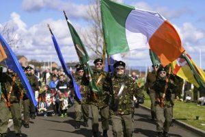 Minėdama valstybės šimtmetį Airija tebekovoja su krizės padariniais