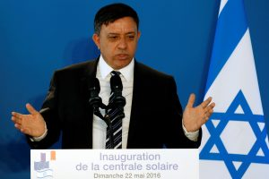 """Izraelio aplinkos ministras traukiasi iš """"ekstremistinės vyriausybės"""""""
