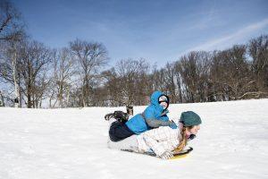 Amerikiečių prognozės apie mūsų žiemą buvo nei į tvorą, nei į mietą