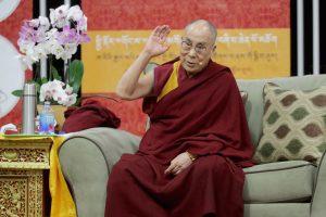 B. Obama trečiadienį Baltuosiuose rūmuose susitiks su Dalai Lama