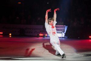 Lietuvių laukia naujausias čiuožimo genijaus I. Averbucho šou