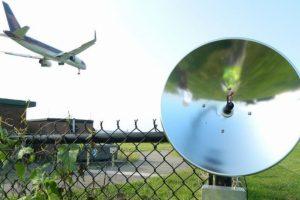 Nematomas skydas nuo dronų atmuš nepageidaujamas skraidykles