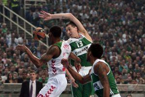 """""""Laboral Kutxa"""" komanda – antroji ULEB Eurolygos krepšinio turnyro dalyvė"""