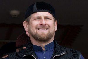 Baltarusijoje lankysis prieštaringai vertinamas Čečėnijos lyderis R. Kadyrovas