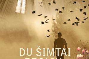 """Nauja T. Kavaliausko knyga – šių laikų """"Altorių šešėly"""""""