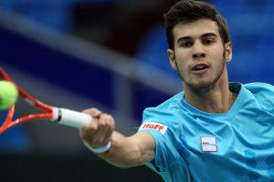 Vyrų teniso turnyre Barselonoje paaiškėjo pirmieji aštuntfinalio dalyviai