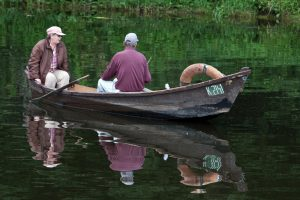 Per Žolinę – nemokama žvejyba