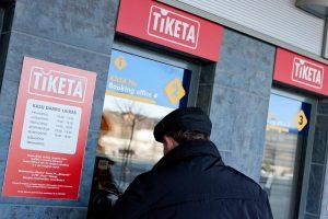 """""""Tiketa"""" ketina plėstis į Lenkiją ar Latviją"""