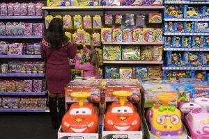 EK: tarp pavojingų produktų Lietuvoje – žaislai ir elektronikos prietaisai