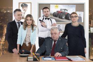 Į televiziją grįžtanti Ž. Ašmontaitė: esu beprotiškai išsiilgusi filmavimų