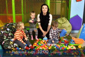 V. Grikšaitė-Česnauskienė apie vaikų auklėjimą: mane girdi net kaimynai