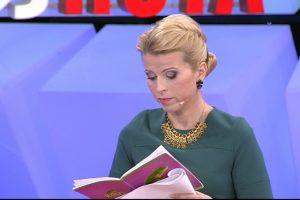 Jautrioje laidoje apie vėžį akys drėko ir R. Janutienei, ir R. Mikelkevičiūtei