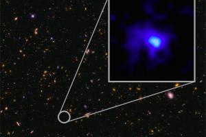 Astronomai atrado tolimiausią žinomą galaktiką