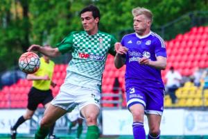"""Vilniaus """"Žalgiris"""" šalies futbolo A lygoje susigrąžino antrąją poziciją"""