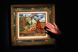 F. Kahlo paveikslas aukcione parduotas už rekordinius 8 mln. dolerių