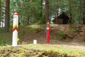 Sulaikyti iš Baltarusijos į Lietuvą mėginę patekti gruzinai
