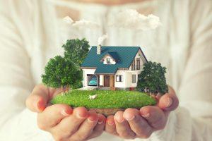 Gyventi neįregistruotame name tampa nuostolinga