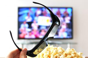 3D televizija namuose: galimybės, privalumai ir trūkumai