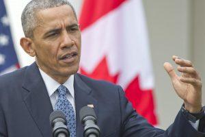 JAV prezidentas didžiuojasi sprendimu nebombarduoti Sirijos režimo
