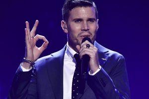"""Švedijos atstovas """"Eurovizijoje"""": norėčiau apsilankyti ir Lietuvoje"""