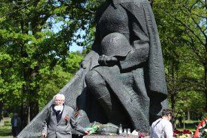 Pergalės dieną Kaune vis dar plevėsuoja Georgijaus juostelės