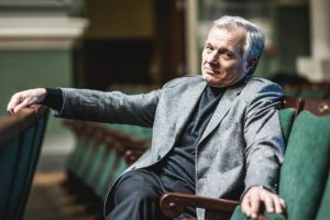 Dirigentas P. Bingelis švenčia jubiliejų