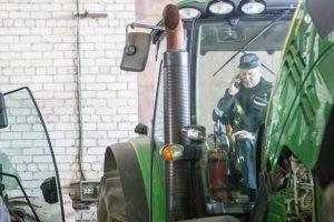 Dėl ūkyje susižalojusio darbininko – ikiteisminis tyrimas