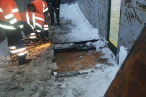 Traukinio vagone – per 200 tūkst. eurų vertės nelegalūs rūkalai