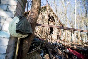 Per gaisrą Telšių rajone žuvo vyras