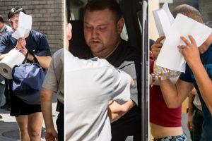 Elektriniu grąžtu aukai grasinę pagrobėjai suimti vienam mėnesiui