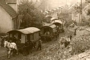 Romų holokausto aukų atminimo dieną – išskirtinė paroda
