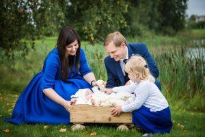 L. Mikalauskas apie mažąjį sūnų: užauginsime tikrą lietuvį Lietuvai