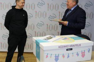 Kauno rajone užregistruotas 300-asis naujagimis