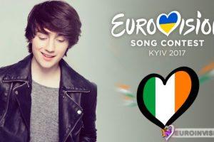 """Airijos atstovas """"Eurovizijoje"""": išgirdusi dainą mama apsiašarojo"""