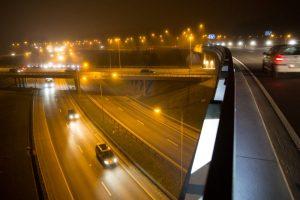 Vairuokite atsargiai – matomumą sunkina rūkas