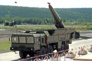 Kaliningrade dislokuotas raketinis gynybos kompleksas