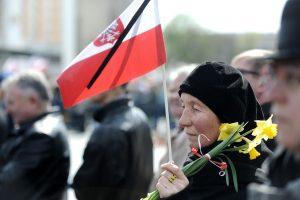 Lenkijoje priimta rezoliucija dėl Voluinės žudynių