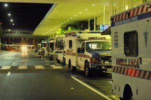 """Australijoje nuvilnijo """"audros astmos"""" protrūkis: mirė keturi žmonės"""