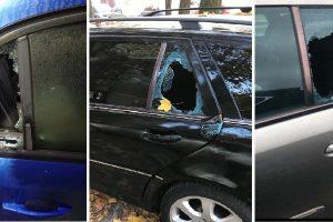 Kauniečius į neviltį varo dūžtantys automobilių stiklai: kuo čia kaltas ruduo?