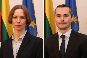Paskirti du nauji STT valdybų vadovai