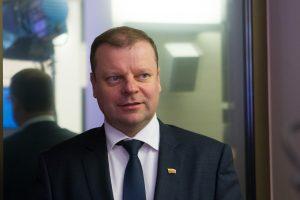S. Skvernelis: biudžetas nėra susijęs su rinkimais